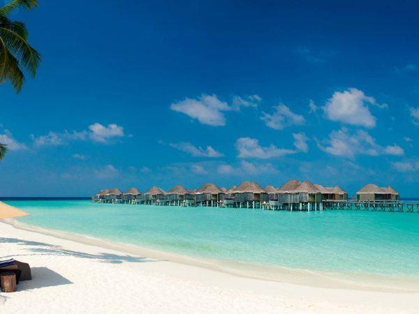 Constance Halaveli Maldives Beach