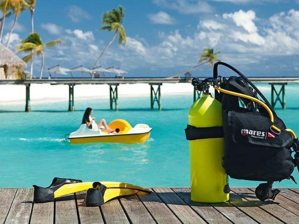 Constance Halaveli Maldives Diving