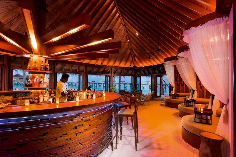 Constance Halaveli Maldives Jahaz Bar