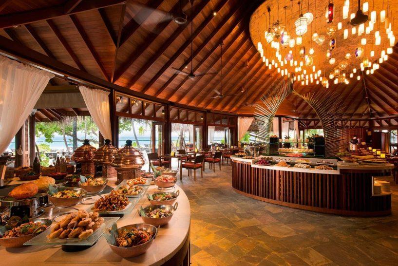 Constance Halaveli Maldives Jahaz Restaurant
