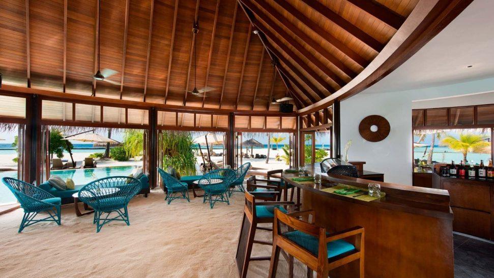 Constance Halaveli Maldives Kaika Sushi Bar