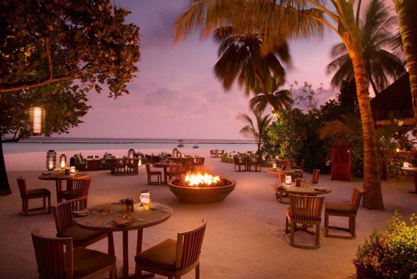 Constance Halaveli Maldives Meeru Restaurant