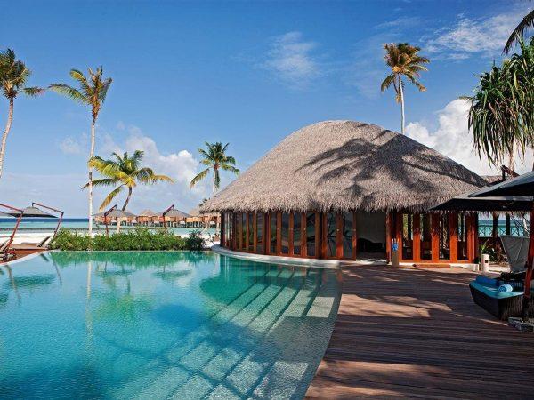 Constance Halaveli Maldives Pool View