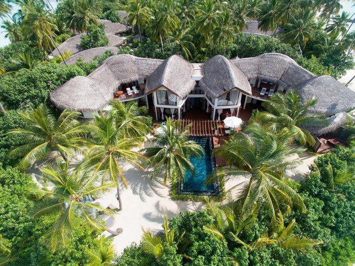 Constance Halaveli Maldives Presidential Villa
