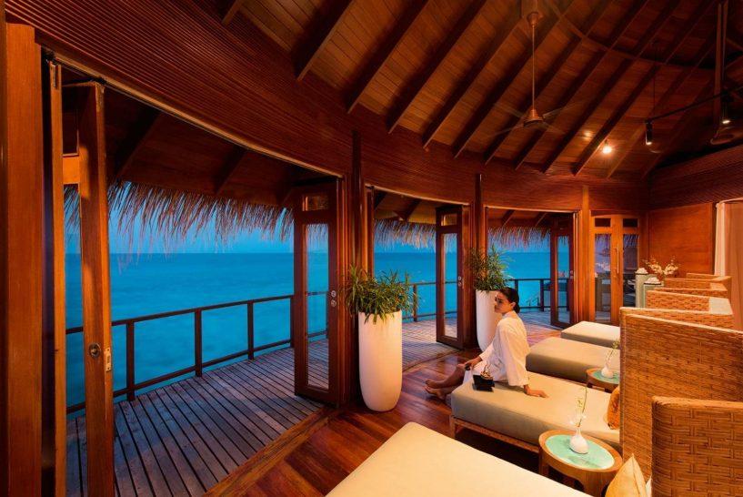 Constance Halaveli Maldives Spa