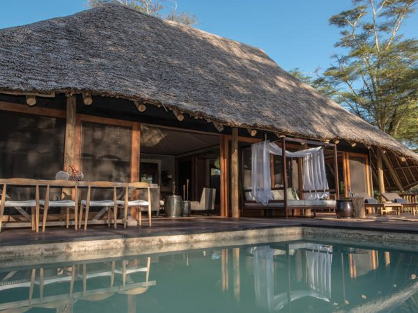 Finch Hattons Luxury Tented Camp Exterior