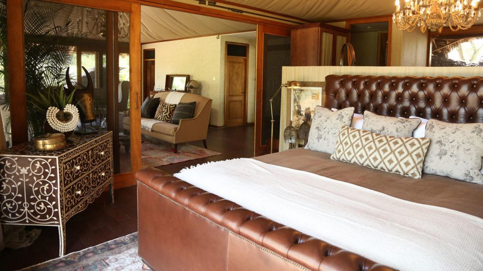 Finch Hattons Luxury Tented Camp Finch Hattons Suite
