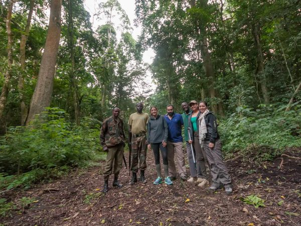 Finch Hattons Luxury Tented Camp Guided Bush Walk Hikes