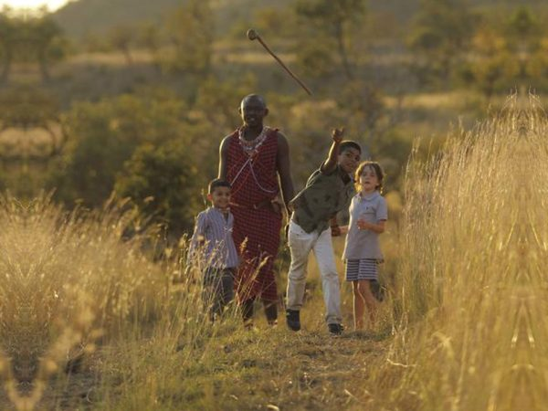 Finch Hattons Luxury Tented Camp Little Explorers Club