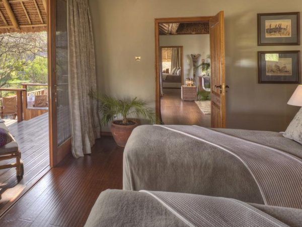 Finch Hattons Luxury Tented Camp Luxury 2 BedroomTented Suites