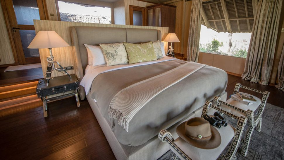 Finch Hattons Luxury Tented Camp Luxury Tented Suites