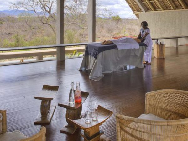 Finch Hattons Luxury Tented Camp Spa