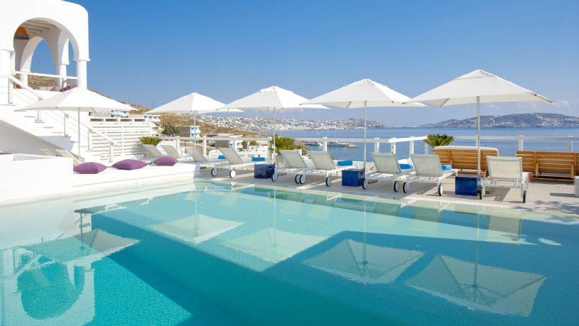 Grace Hotel Mykonos Pool