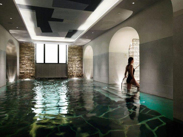 Grand Hotel Stockholm Spa Pool