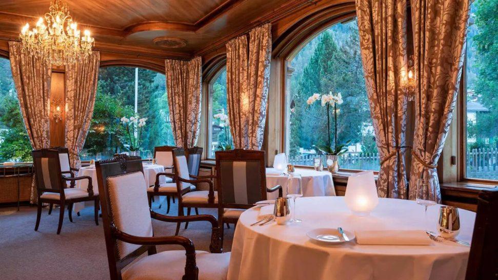 Grand Hotel Zermatterhof Alpine Gourmet Prato Borni
