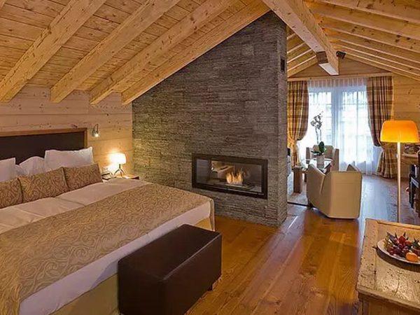 Grand Hotel Zermatterhof Chalet Suite