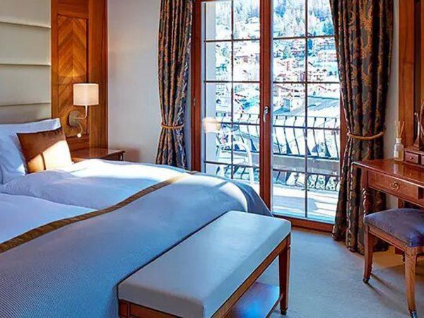 Grand Hotel Zermatterhof Deluxe Suite