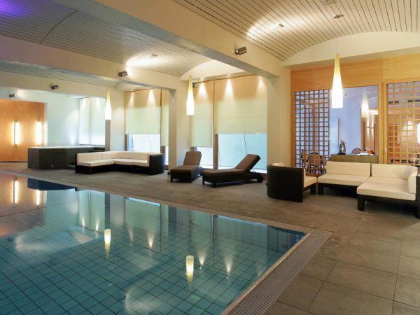 Grand Hotel Zermatterhof Indoor Pool