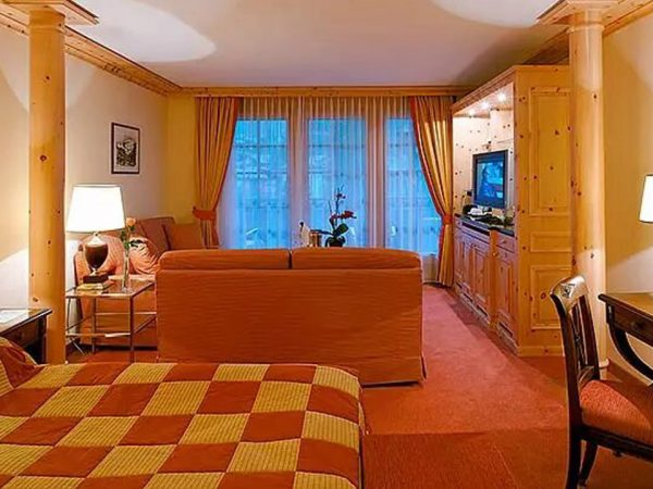 Grand Hotel Zermatterhof Junior Suite