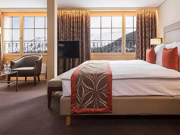 Grand Hotel Zermatterhof Suite