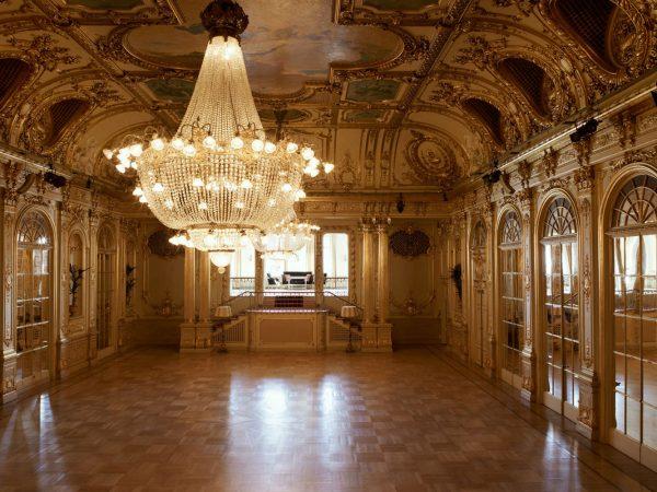 Grand hotel stockholm Hall