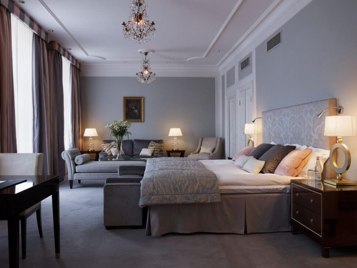 Grand hotel stockholm Suites with Parlours