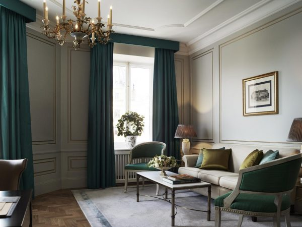 Grand hotel stockholm Superior Suite