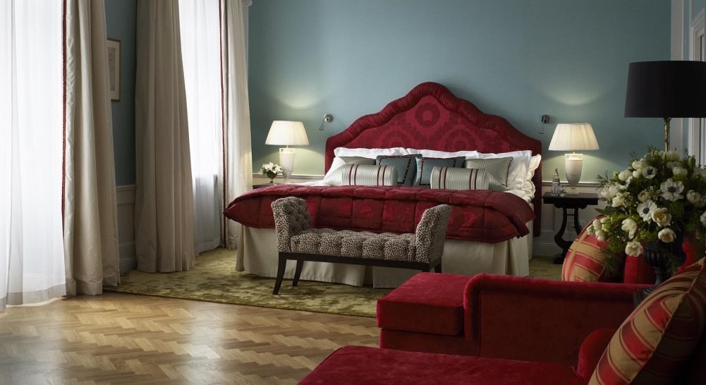 Grand hotel stockholm The Bernadotte Suite