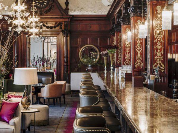 Grand hotel stockholm The Cadier Bar