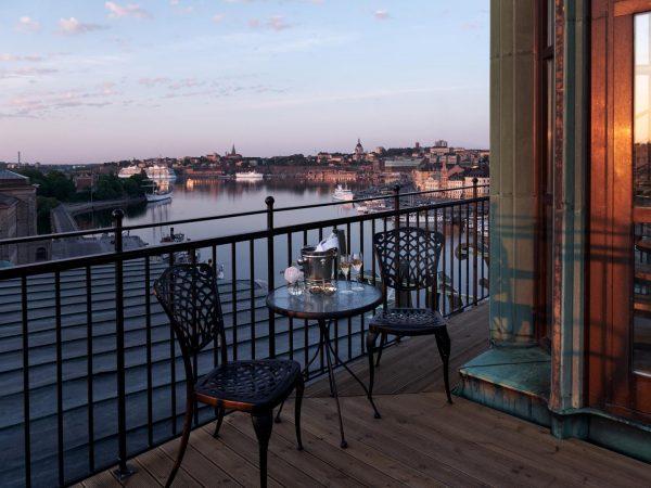 Grand hotel stockholm The Flag Suite