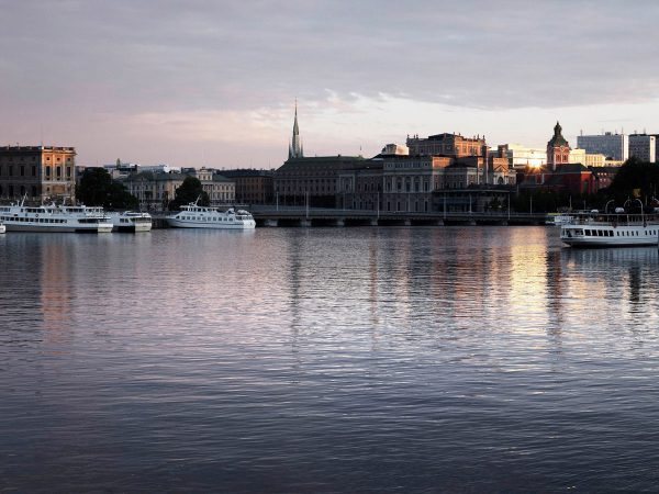 Grand hotel Stockholm View