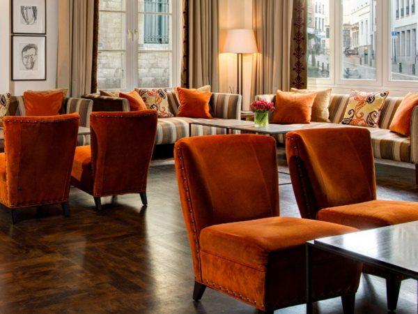 Hotel Amigo Bar