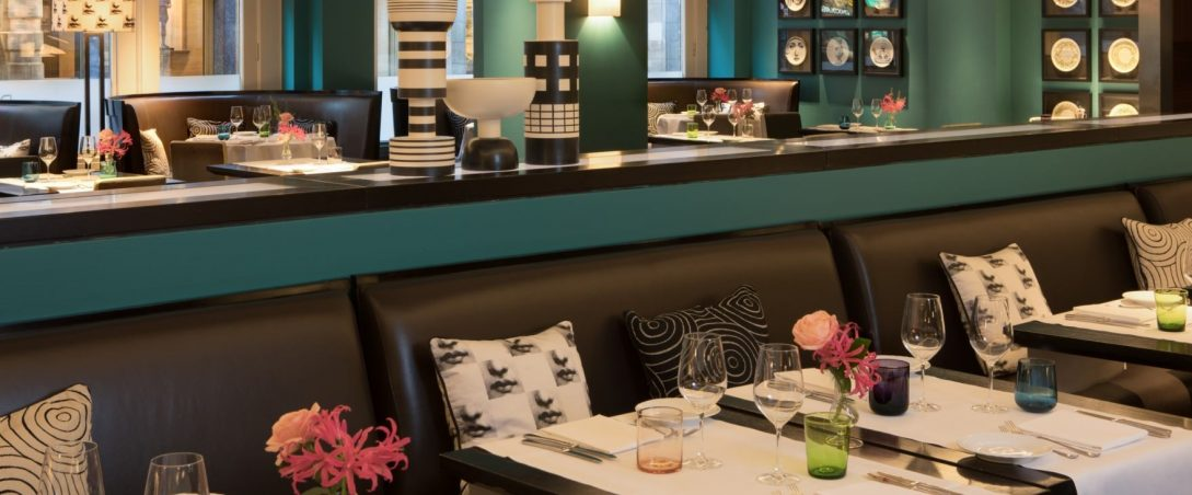 Hotel Amigo Bocconi Restaurant