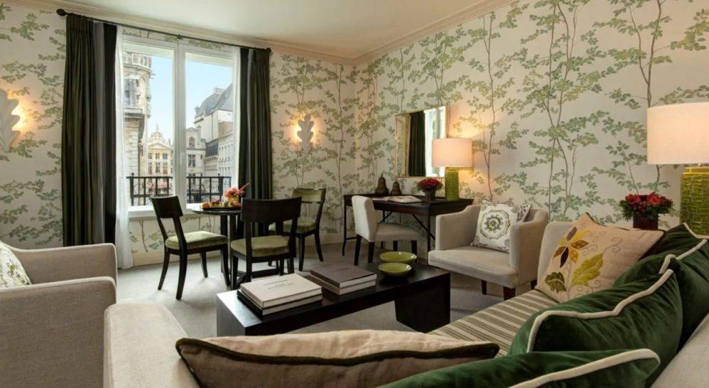 Hotel Amigo Executive suite