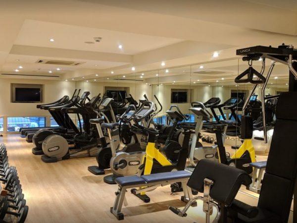 Hotel Amigo Gym