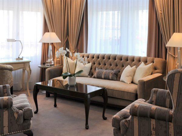Hotel Continental, Oslo Junior Suite