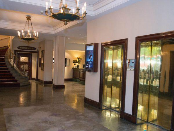Hotel Continental,Oslo Lobby