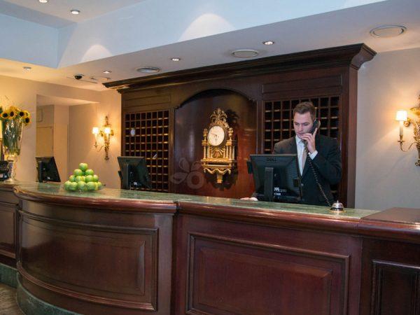 Hotel Continental,Oslo Reception