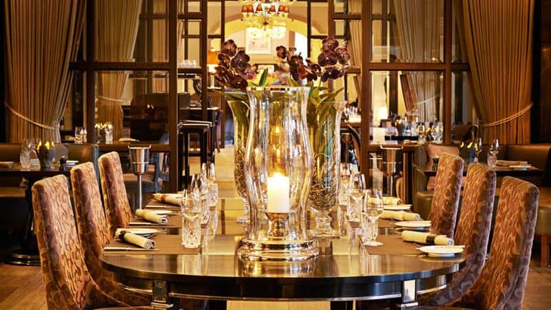 Hotel D'Angleterre Chefs Table Marchal