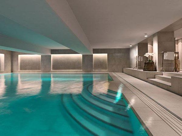 Hotel D'Angleterre Pool