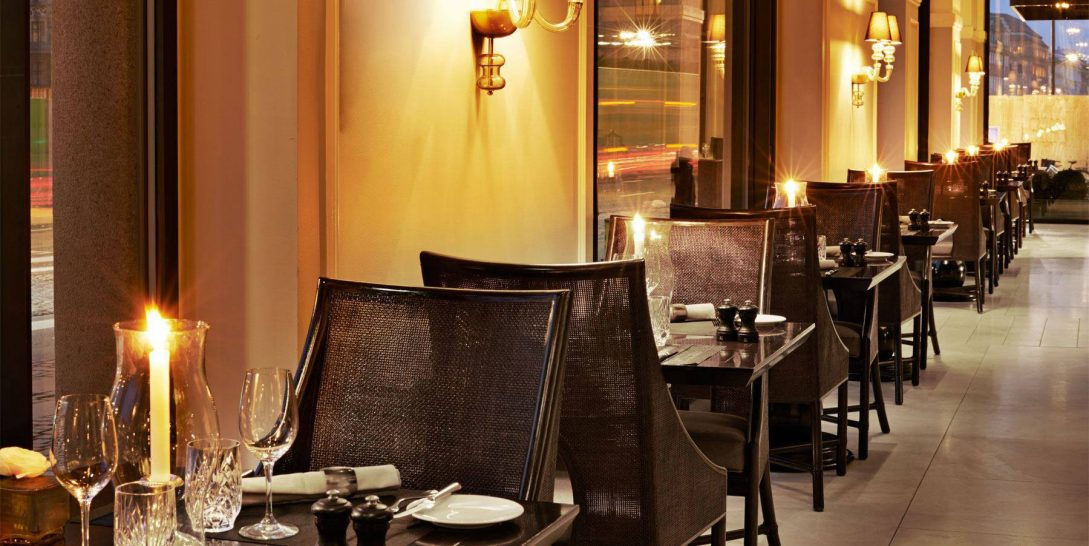 Hotel D'Angleterre Restaurant