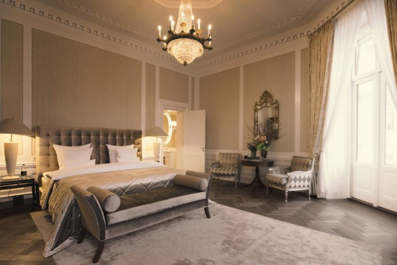 Hotel D'Angleterre Royal Suite