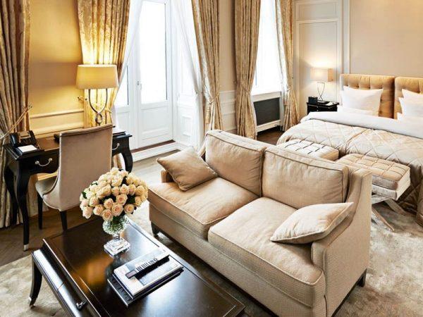 Hotel D'Angleterre Superior Junior Suite