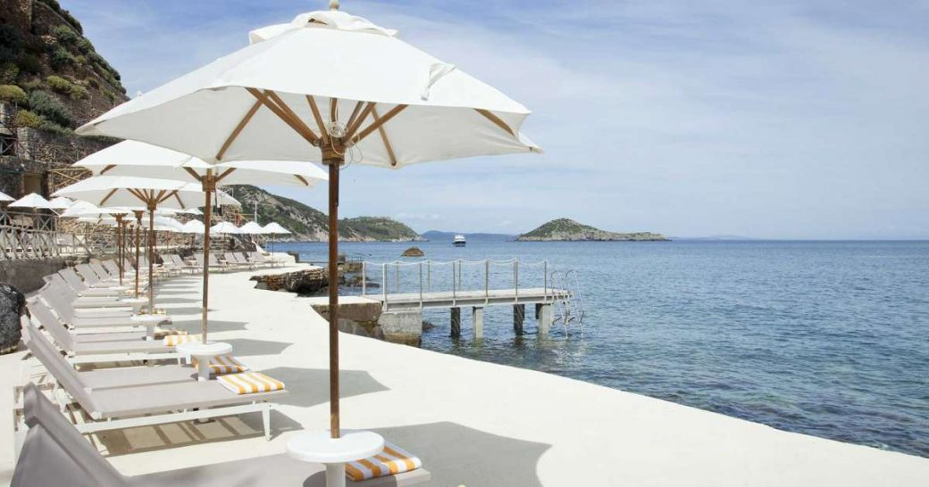 Hotel Il Pellicano Beach Club