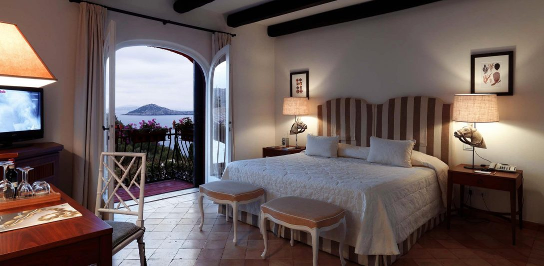 Hotel Il Pellicano Double Sea View