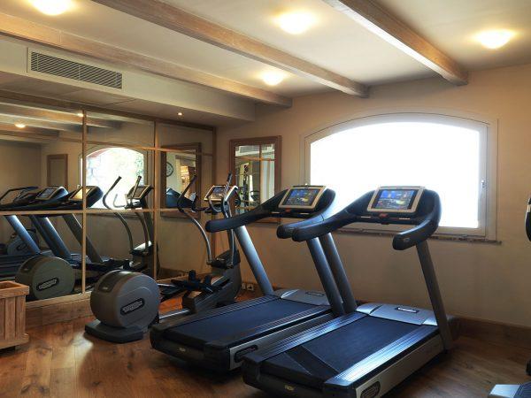 Hotel Il Pellicano Gym