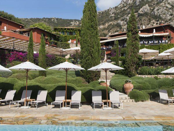 Hotel Il Pellicano Hotel View