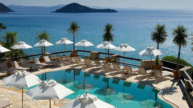 Hotel Il Pellicano pool