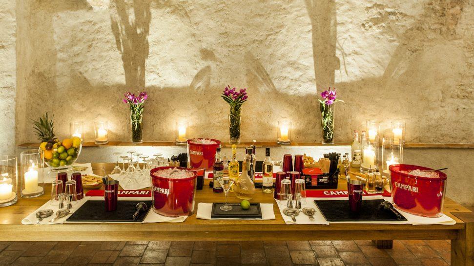 Hotel Les Trois Rois Bar Mixing Classes