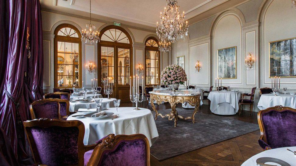 Hotel Les Trois Rois Cheval Blanc